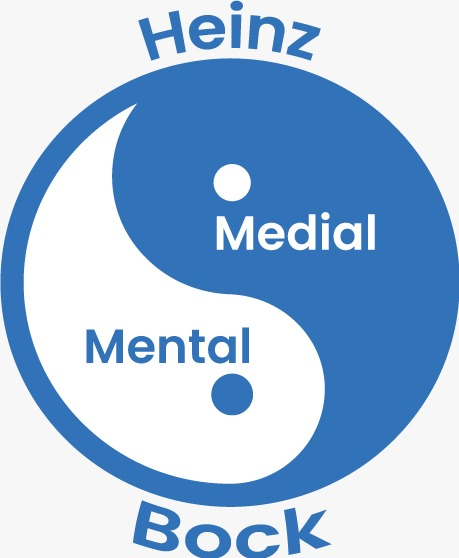 Heinz Bock Mental Medial Logo